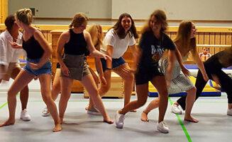 Neue Jazz-Dance Kurse für Kinder und Jugendliche